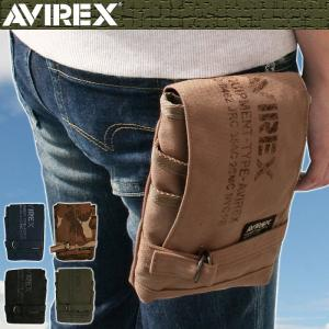 AVIREX アヴィレックス イーグル チョークバッグ ショルダーバッグ バッグ ミリタリー 迷彩 柄 メンズ レディース pro-shop