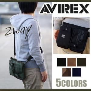 ボディーバッグ ショルダーバッグ AVIREX アヴィレックス アビレックス ボディバッグ ウエストバッグ サイクリング EAGLE イーグル メンズ 送料無料 pro-shop