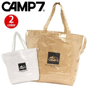 トートバッグ ショルダー 2WAY CAMP7 キャンプセブン バッグ ビニールトート 正規品 レディース メンズ 送料無料 ブランド 旅行 レジャー アウトドア|pro-shop