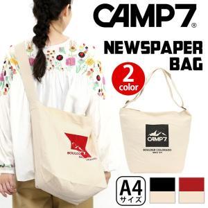 ショルダーバッグ CAMP7 キャンプセブン レディース メンズ 男女兼用 人気 おしゃれ  ブランド 旅行 レジャー アウトドア 正規品|pro-shop