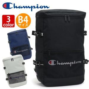 リュック Champion チャンピオン スクエア リュックサック デイパック バックパック 大容量 バッグ メンズ レディース ブランド 旅行 アウトドア セール pro-shop