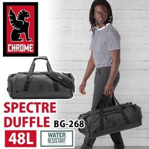 ボストンバッグ 48L CHROME INDUSTRIES クローム インダストリーズ ダッフルバッグ SPECTRE DUFFLE 正規品 メンズ レディース ブランド|pro-shop