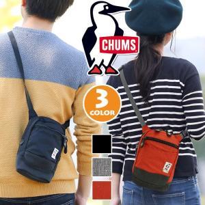ショルダーバッグ CHUMS チャムス ミニショルダー メンズ レディース ブランド フェス 旅行 ハイキング サブバッグ ボーズマン Bozeman Mini Shoulder|pro-shop