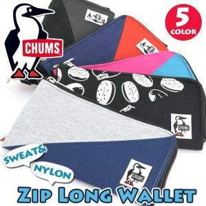 長財布 CHUMS チャムス 財布  メンズ レディース 男女兼用 ブランド 小銭入れ 札入れ カードケース カード収納|pro-shop