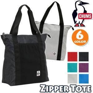 トートバッグ チャムス CHUMS トート ファスナー式 バッグ かばん 軽量 丈夫 学生 レディース メンズ 男女兼用 pro-shop
