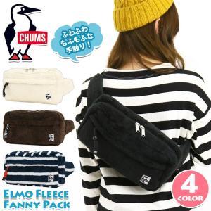 ボディバッグ CHUMS チャムス ウエストバッグ エルモ elmo ボディーバッグ ワンショルダー メンズ レディース ブランド 旅行 アウトドア 2019 秋冬 新作 正規品|pro-shop