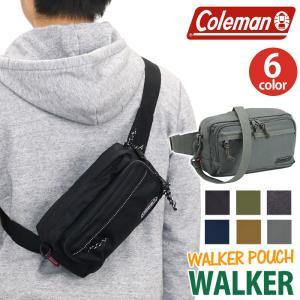 2020年新色追加 ポーチ Coleman コールマン ウォーカー WALKER POUCH ウォーキングポーチ メンズ レディース ブランド 旅行 2020 春夏 新作 正規品 送料無料 pro-shop