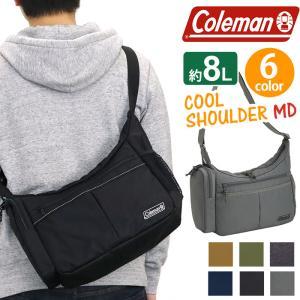 2020年新色追加 ショルダーバッグ Coleman コールマン WALKER ウォーカー ショルダー 保冷ポケット メンズ レディース 旅行 2020 春夏 新作 正規品 送料無料 pro-shop