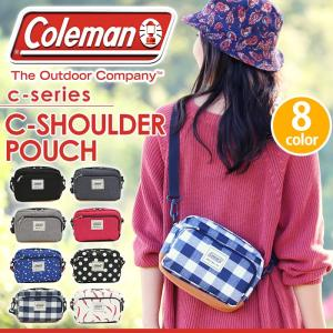 ショルダーバッグ コールマン Coleman C-SHOULDER POUCH ショルダー ポーチ バッグインバッグ 正規品 メンズ レディース 大人 ジュニア ブランド pro-shop
