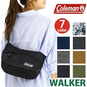 2020 春夏 新作 ショルダーバッグ Coleman コールマン ウォーカー WALKER ショルダー バッグ ユニセックス B5 通勤 通学 旅行 サブバッグ pro-shop