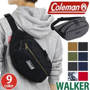 2020 春夏 新作 ウエストバッグ Coleman コールマン ウォーカー WALKER WAIST 5 ウエストポーチ ボディーバッグ メンズ レディース ブランド キャンプ 旅行 pro-shop