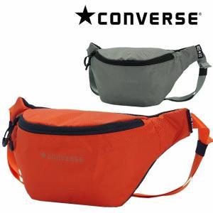 ウエストバッグ CONVERSE コンバース ロゴ ボディーバッグ ウエストポーチ バッグ メンズ レディース ブランド 旅行 レジャー フェス アウトドア セール|pro-shop