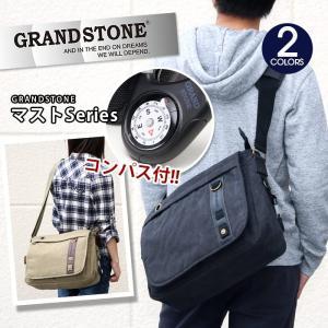 メッセンジャーバッグ GRAND STONE グランドストーン ショルダーバッグ MAST マスト ブランド メンズ 送料無料 旅行 レジャー|pro-shop
