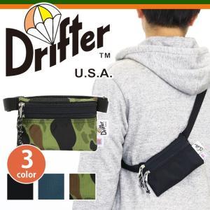 Drifter ドリフター ウエストポーチ 2018 春夏 ...