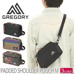 ショルダーバッグ GREGORY グレゴリー PADDED SHOULDER POUCH M パデッド ショルダーポーチ レディース ブランド 旅行 レジャー フェス|pro-shop