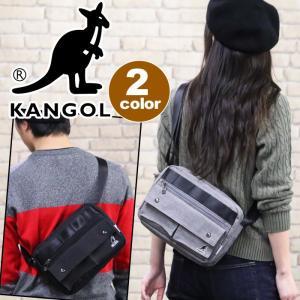 ショルダーバッグ カンゴール KANGOL A5 送料無料 サブバッグ メンズ レディース 男女兼用 ブランド 旅行|pro-shop