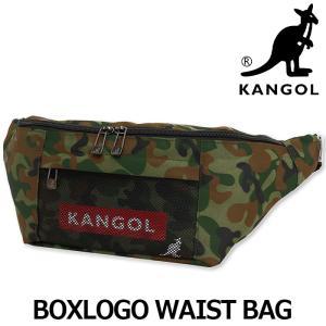 ボディバッグ KANGOL カンゴール ボディーバッグ ウエストバッグ メッシュ ウエストポーチ メンズ レディース ブランド 斜め掛け バッグ アウトドア 旅行|pro-shop