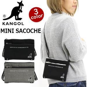 サコッシュバッグ KANGOL カンゴール サコッシュ サコッシュショルダー ポーチ サブバッグ メンズ レディース ショルダーバッグ ブランド 旅行 アウトドア|pro-shop