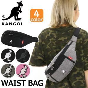 ウエストバッグ カンゴール KANGOL ボディバッグ 正規品 ウエストポーチ サブバッグ メンズ レディース ブランド 旅行 レジャー フェス アウトドア|pro-shop