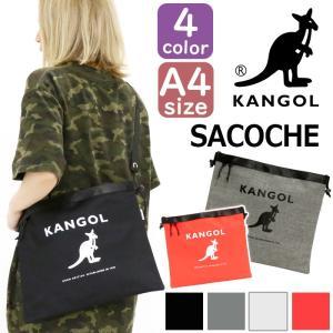 サコッシュ ショルダーバッグ KANGOL カンゴール サコッシュバッグ KGSA-BG00084 ショルダー バッグ メンズ レディース 男女兼用 ブランド|pro-shop