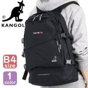 リュック KANGOL カンゴール リュックサック バックパック デイパック バッグ カバン ラウンド メンズ レディース ブランド 旅行|pro-shop