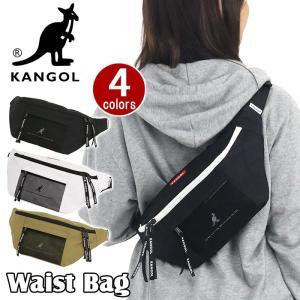 ボディバッグ カンゴール KANGOL レディース メンズ ウエストバッグ ウエスト ボディ ウエストポーチ バッグ かばん|pro-shop