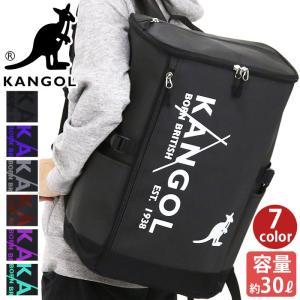 リュック KANGOL カンゴール リュックサック トップオープンリュック スクエア型 カバン メンズ レディース ブランド 旅行 アウトドア フェス デイパック|pro-shop