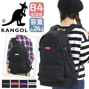 リュック KANGOL カンゴール リュックサック デイパック バックパック バッグ メンズ レディース ブランド フェス アウトドア レジャー キャンプ 旅行|pro-shop