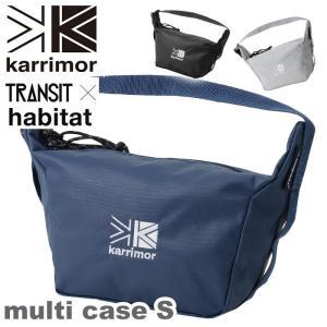 マルチ ケース karrimor カリマー habitat series multi case S ハビタット チェーン 軽量 ショルダーバッグ 手持ち 旅行 メンズ レディース|pro-shop