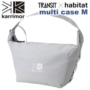 マルチ ケース karrimor カリマー habitat series multi case M ハビタット 軽量 ショルダーバッグ 手持ち チェーン 旅行 アウトドア 13L|pro-shop