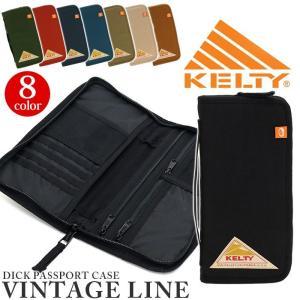ポーチ KELTY ケルティ ヴィンテージライン 財布  DICK PASSPORT CASE ディック パスポート ケース メンズ レディース ブランド レジャー セール|pro-shop