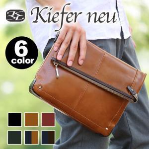 ショルダー バッグ キーファーノイ Kiefer neu クラッチバッグ 薄型 フラップショルダー チャオ CIAO レディース メンズ ブランド 旅行 アウトドア|pro-shop