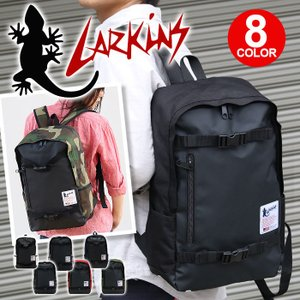 LARKINS ラーキンス リュックサック ラウンド型 デイパック バックパック 通勤 通学 メンズ レディース ストリート ブランド カジュアル LKPM-04 送料無料 pro-shop