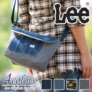 Lee リー ショルダーバッグ ショルダー デニム オーバーオール バッグ 迷彩柄 小さめ レディース マザーズバッグ ママバッグ 420868 lee-004 pro-shop
