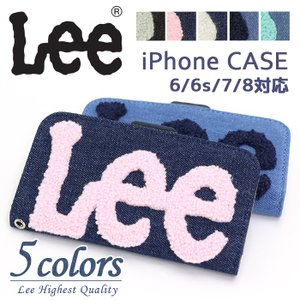 LEE リー iphoneケース iphone6 6s iphone7 iphone8|pro-shop