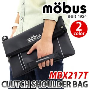 ショルダーバッグ mobus モーブス クラッチバッグ 2WAY 斜め掛け バッグ 薄型 ショルダー クラッチ MBX メンズ レディース ブランド ビジネス 撥水 リフレクター|pro-shop