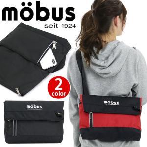 ショルダーバッグ メンズ レディース mobus モーブス ショルダー バッグ カバン 口折れショルダー ワンショルダー|pro-shop
