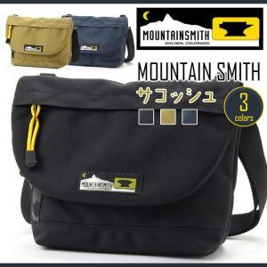 サコッシュ マウンテンスミス MOUNTAINSMITH サコッシュバッグ ボディバッグ メッセンジャー メンズ レディース 通学 通勤 斜めがけ セール|pro-shop