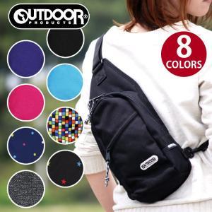 ボディーバッグ OUTDOOR PRODUCTS アウトドア プロダクツ ウエストバッグ ボディバッグ メンズ レディース 男女兼用 ブランド コーデュラ フェス|pro-shop