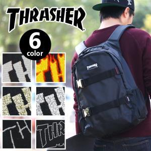 当店、人気商品THRASHER(スラッシャー)のネット限定販売モデル、ボードバックパック! スケート...