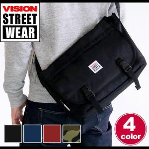 VISION STREET WEAR メッセンジャーバッグ ビジョン 送料無料 pro-shop