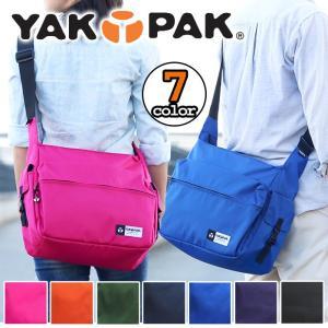 YAKPAK ヤックパック ショルダーバッグ マザーショルダーバッグ 耐久性に優れているコーデュラナイロン素材 通勤 通学 YP0501 yakpak-005 pro-shop