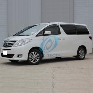 コンパクト梱包で送料無料 20系TOYOTA ALPHARD/VELLFIRE トヨタ アルファード/ヴェルファイア レーザーシェード (運転席・助手席)2枚組セット|pro-tecta-shop