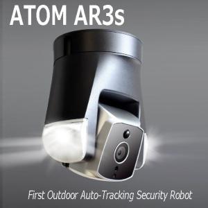 送料無料 360°自動追尾屋外型カメラ  ATOM AR3 見守り防犯カメラ|pro-tecta-shop