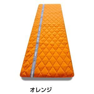 ポイント5倍!車中泊用マットレスJ-Sleepアクティブ(W680・オレンジ)TEIJIN製V-Lap使用 車中泊を上質に ミニバンやキャンピングカーで快適睡眠|pro-tecta-shop