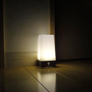 人感&明るさセンサー付き LEDナイトライト|pro-tecta-shop