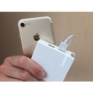 海外旅行におすすめ 変換プラグが付属 1台2役のAC充電器&モバイルバッテリー USB2ポート トラベルチャージ |pro-tecta-shop