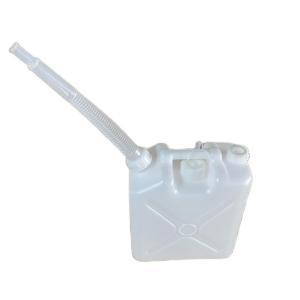 ポリタンク白 10L 水入れ缶 ノズル付き国産|pro-yama