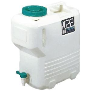 *コック付きポリタンクPCコードは縦型で設置に便利。 *広口キャップで手が入り、中が洗えてとても清潔...
