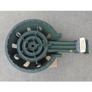 3連コンロセット 鋳物コンロLPガス用 KP30 伊藤産業製|pro-yama